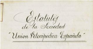 La Federación Española de Ciclismo cumple... ¡120 años!