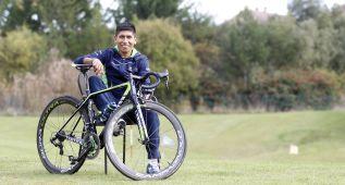 """Nairo: """"Se puede ganar el Tour y la Vuelta el mismo año"""""""