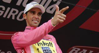Contador se plantea dejar de disparar en sus celebraciones