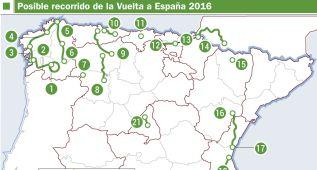 El Aubisque y Aitana serán los jueces de la Vuelta a España