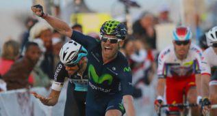 Rojas volverá al Giro tras 9 años para ayudar a Valverde