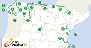 AS anticipa el recorrido íntegro de la próxima Vuelta a España