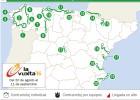 AS anticipa el recorrido de la próxima Vuelta a España