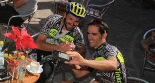 Contador no descarta la Vuelta, pero quiere el Tour y los Juegos