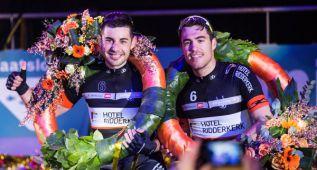 Albert Torres y Sebastián Mora ganan los 6 Días de Rotterdam