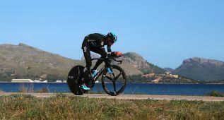 Contador será el último de los líderes en abrir la temporada