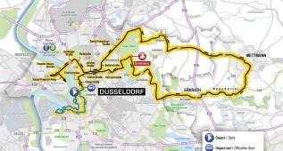 El Tour 2017 comienza con una crono plana en Dusseldorf