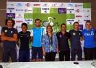 Nairo Quintana y Nibali otean las grandes desde San Luis