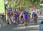 Gaviria bate a Sagan al sprint y es el nuevo líder en San Luis