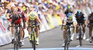 Gerrans hace doblete: etapa y liderato en el Tour Down Under