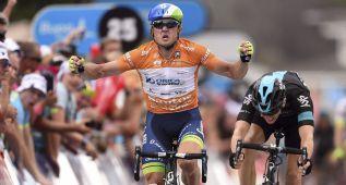 Gerrans gana la cuarta etapa y consolida el liderato