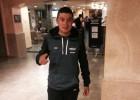 Rodrigo Contreras se recupera en Mallorca: