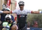 Exhibición de Cancellara en el Trofeo Sierra Tramuntana