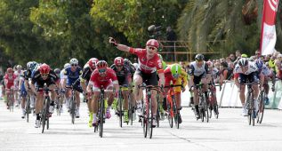 Greipel bate a Bouhanni en Palma y repite en la Challenge