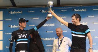 Poels gana la crono en la vuelta de la Comunitat Valenciana