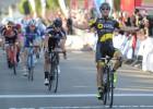 Coquard gana la etapa y es el primer líder en Besseges