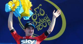 Viviani gana la segunda etapa y es el nuevo líder