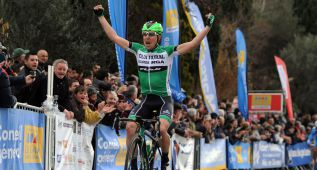 Ángel Madrazo gana la cuarta etapa y Chavanel sigue líder