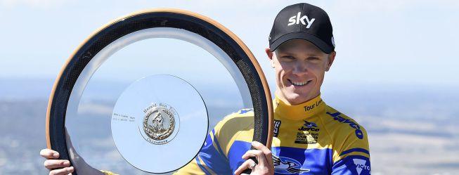 Froome se apunta el triunfo tras vencer en la última etapa