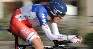 Coppel gana la crono final por delante de Thibaut Pinot