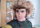 Mikel Landa se transformó en 'Lobezno' para el Carnaval