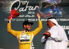 Mark Cavendish se estrena en 2016 en Qatar: etapa y liderato