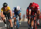 Kristoff gana al sprint la 2ª etapa y Cavendish sigue líder