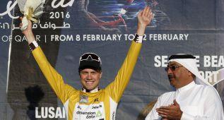 Boasson Hagen logra el triunfo en la crono y se coloca líder