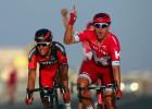 Kristoff gana su segunda etapa; Cavendish recupera el liderato