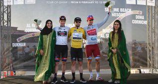 Cavendish gana el Tour de Qatar y Kristoff firma un triplete