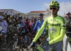 """Contador quiere el triplete en Malhao: """"Cada día voy mejor"""""""