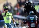 Contador triunfa en Malhao y no se va de vacío del Algarve