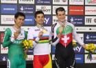 Sebastián Mora se proclama campeón del mundo de scratch