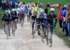 Izagirre y Contador avivan la etapa y Démare gana al sprint