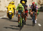 Un valiente Contador lo dio todo y se quedó a 4