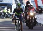 Nairo gana a Contador el pulso en Port Ainé y es nuevo líder