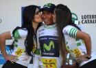 Nairo no cedió ante Contador y Froome en Montjuïc