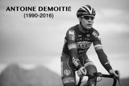 El belga Demoitié fallece tras ser arrollado por una moto