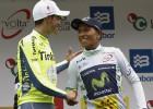 Revancha de Contador con Nairo en País Vasco