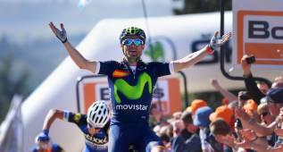 Valverde no tiene rival en Huy: histórico póquer y plusmarca