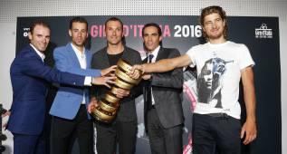 Valverde, Nibali y Landa, en la lista de preinscritos del Giro