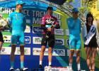 Mikel Landa se lleva la general del Trentino a 14 días del Giro