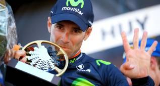 Alejandro Valverde cumple 36 años