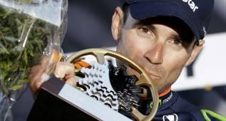 Valverde, en el Olimpo de las Ardenas: es el segundo mejor