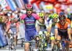 Modolo gana la cuarta etapa y Pello Bilbao aguanta de líder