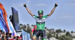 Rosón gana la etapa reina y Pello Bilbao pierde el liderato
