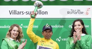 "Nairo Quintana: ""Ganador no, pero sí me siento líder sólido"""
