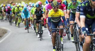 En abril, triunfos mil: Contador, Nairo, Landa, Valverde, Froome...