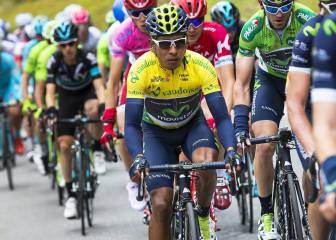 En abril, triunfos mil: Contador, Nairo, Landa, Valverde...