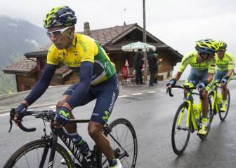 Quintana ya es 2º en el ranking UCI tras Sagan; Contador, 3º